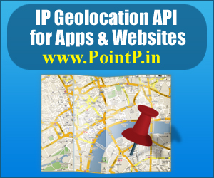 IP Geolocation for apps
